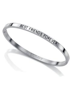 "Brazalete Viceroy Fashion acero ""BEST FRIENDS FOREVER"