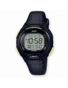 Reloj Niño Casio Digital Negro Cronómetro Alarma