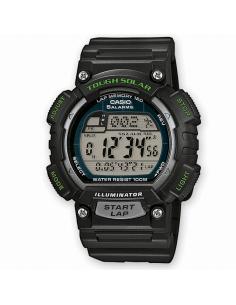 Reloj Hombre Casio Solar Digital Negro