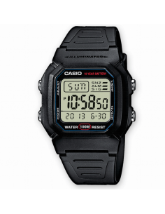 Casio caballero digital negro